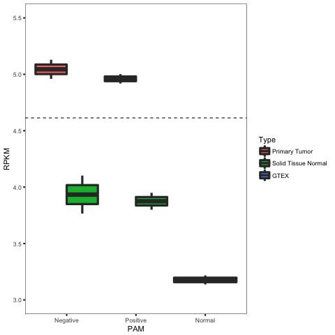figures/PARP1_breast_correlation_ER_TYPE_boxplot.jpg